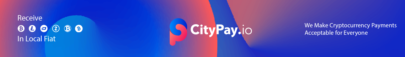 CityPay.io appeared